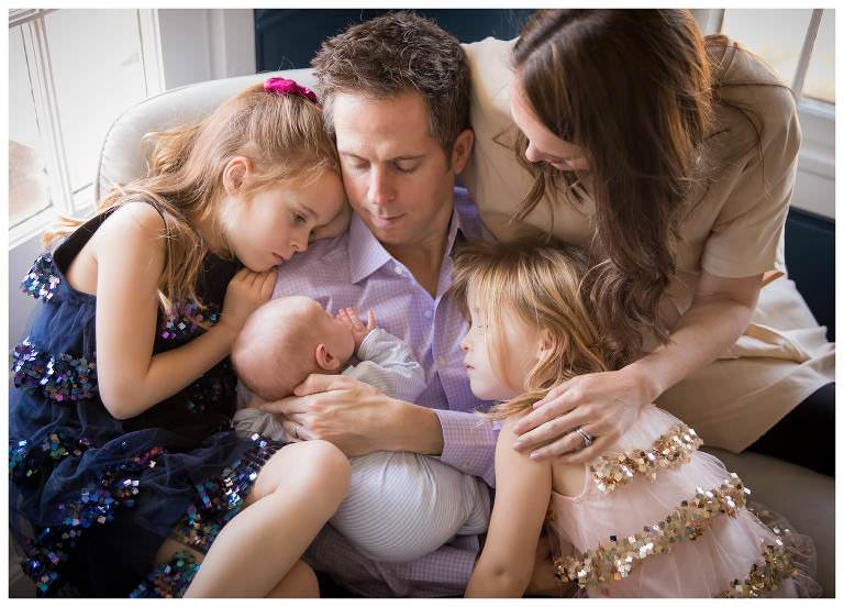 Westchester County Newborn Photographer